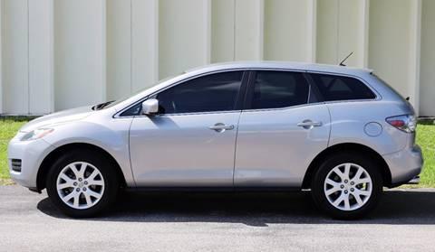 2009 Mazda CX-7 for sale in Davie, FL