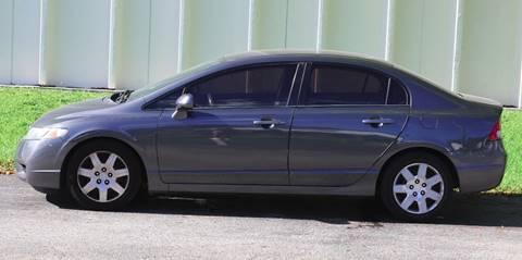2010 Honda Civic for sale in Davie, FL