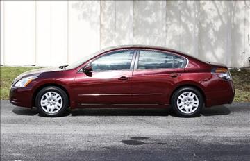2011 Nissan Altima for sale in Davie, FL