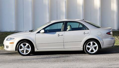 2008 Mazda MAZDA6 for sale in Davie, FL