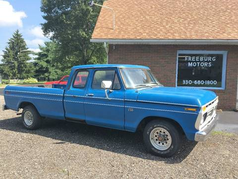 1976 Ford F-150 for sale in Paris, OH