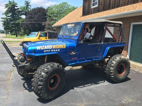 1990 Jeep Wrangler for sale in Paris, OH