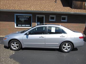 2004 Honda Accord for sale in Paris, OH