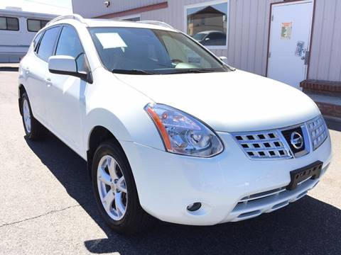 2009 Nissan Rogue for sale at Inca Auto Sales in Pasco WA