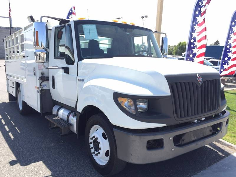 2013 International TERRASTAR for sale at Inca Auto Sales in Pasco WA