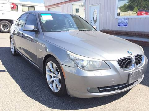 2008 BMW 5 Series for sale at Inca Auto Sales in Pasco WA
