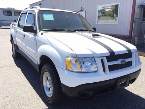 2003 Ford Explorer Sport Trac for sale at Inca Auto Sales in Pasco WA