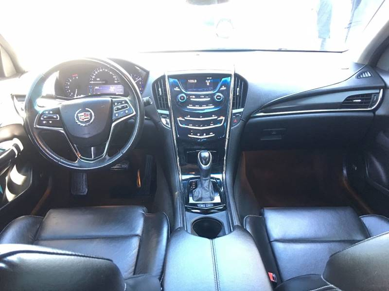 2014 Cadillac ATS for sale at Inca Auto Sales in Pasco WA
