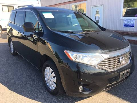 2012 Nissan Quest for sale at Inca Auto Sales in Pasco WA