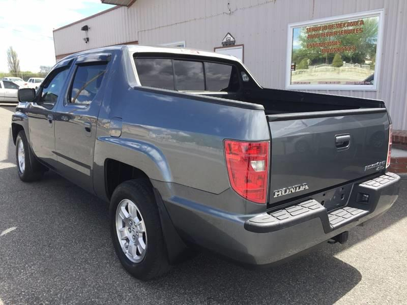 2009 Honda Ridgeline for sale at Inca Auto Sales in Pasco WA