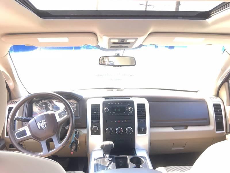 2010 Dodge Ram Pickup 1500 for sale at Inca Auto Sales in Pasco WA
