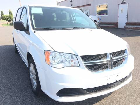 2016 Dodge Grand Caravan for sale in Pasco, WA