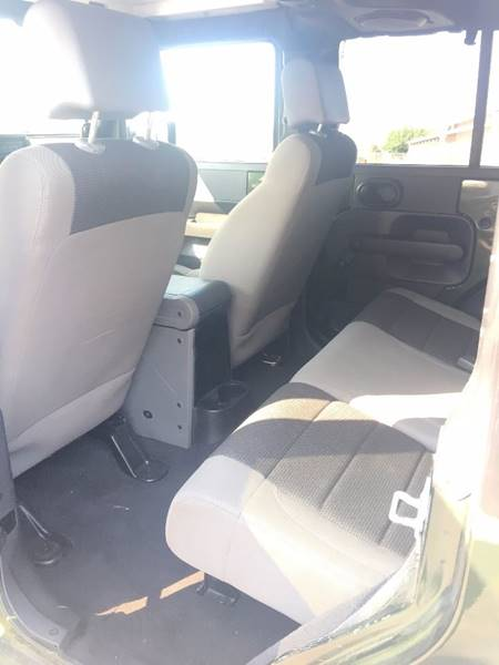 2007 Jeep Wrangler Unlimited for sale at Inca Auto Sales in Pasco WA