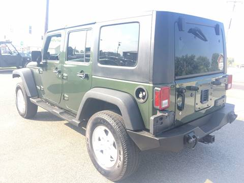 2007 Jeep Wrangler Unlimited for sale in Pasco, WA