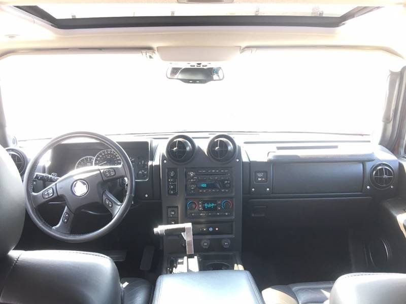 2006 HUMMER H2 for sale at Inca Auto Sales in Pasco WA