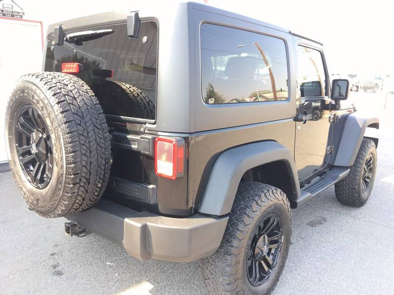 2010 Jeep Wrangler for sale at Inca Auto Sales in Pasco WA