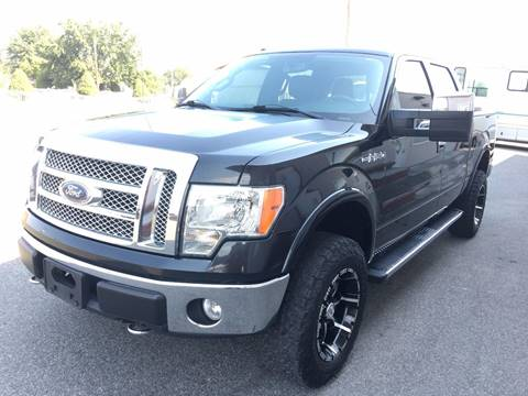 2010 Ford F-150 for sale at Inca Auto Sales in Pasco WA