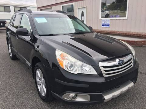2010 Subaru Outback for sale at Inca Auto Sales in Pasco WA
