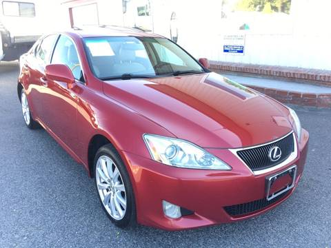 2008 Lexus IS 250 for sale at Inca Auto Sales in Pasco WA