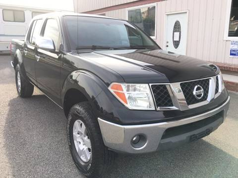 2007 Nissan Frontier for sale at Inca Auto Sales in Pasco WA