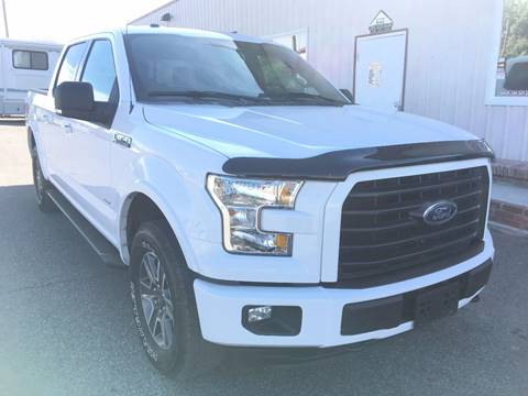 2016 Ford F-150 for sale at Inca Auto Sales in Pasco WA