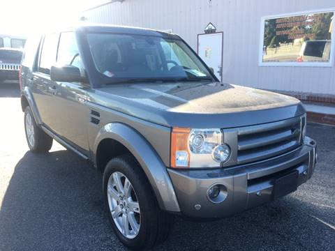 2009 Land Rover LR3 for sale at Inca Auto Sales in Pasco WA