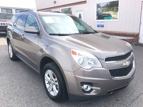 2010 Chevrolet Equinox for sale at Inca Auto Sales in Pasco WA