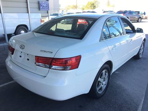 2006 Hyundai Sonata for sale at Inca Auto Sales in Pasco WA
