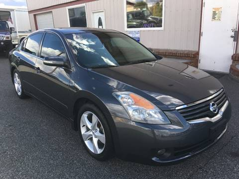 2008 Nissan Altima for sale at Inca Auto Sales in Pasco WA