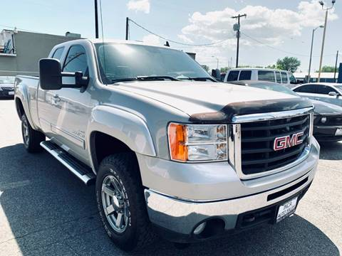 2008 GMC Sierra 2500HD for sale in Pasco, WA