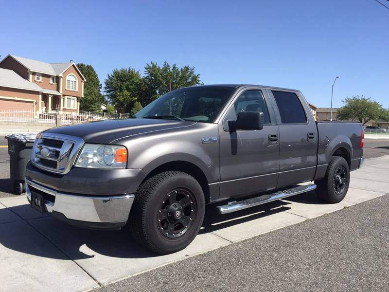 2008 Ford F-150 for sale at Inca Auto Sales in Pasco WA
