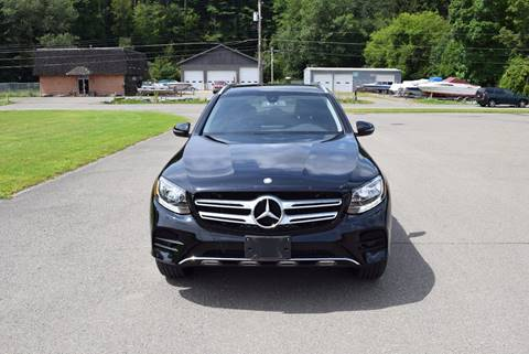 2016 Mercedes-Benz GLC for sale in Endicott, NY