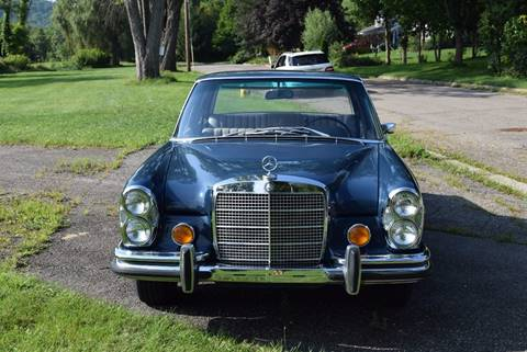 1972 Mercedes-Benz 280-Class for sale in Endicott, NY