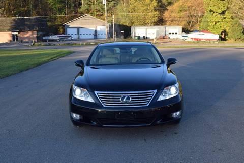 2011 Lexus LS 460 for sale in Endicott, NY