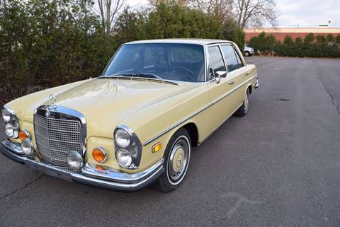 1973 Mercedes-Benz 300-Class for sale in Endicott, NY