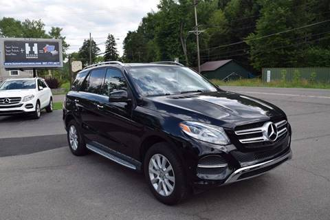 2016 mercedes benz gle for sale in new york for Mercedes benz gle 300d review