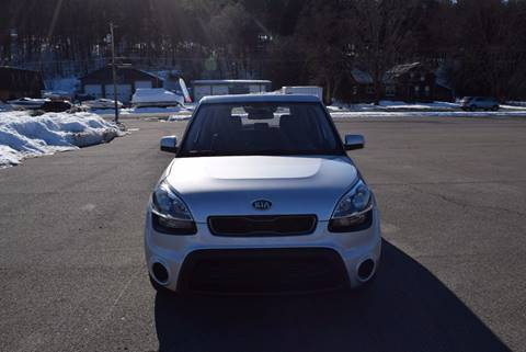 2013 Kia Soul for sale in Endicott, NY