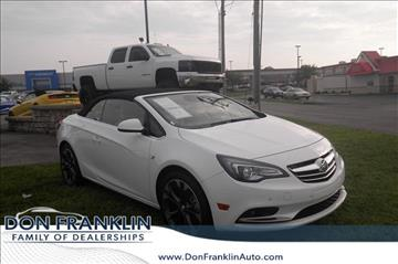 2016 Buick Cascada for sale in Bardstown, KY