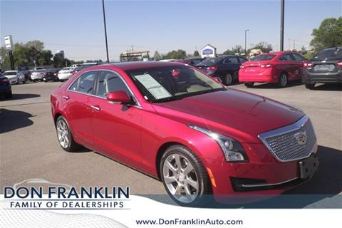 2016 Cadillac ATS for sale in Bardstown, KY