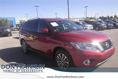 2016 Nissan Pathfinder for sale in Bardstown, KY