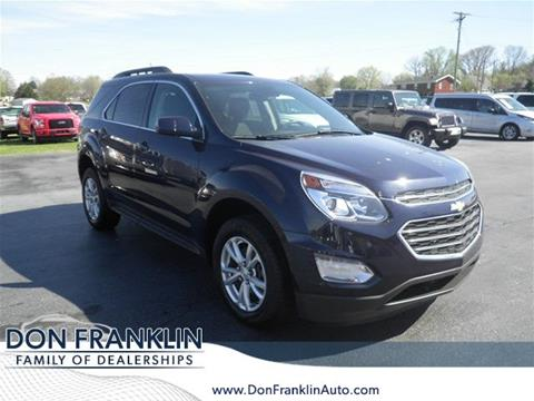 2016 Chevrolet Equinox for sale in Bardstown, KY