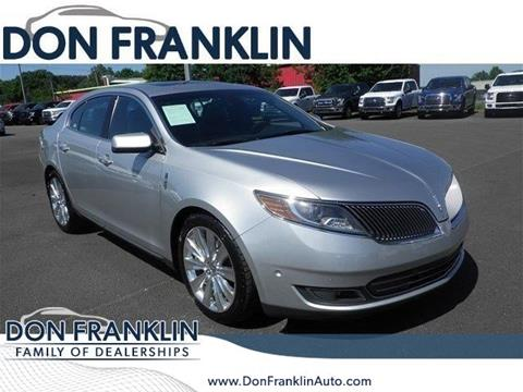 2013 Lincoln MKS for sale in Bardstown, KY