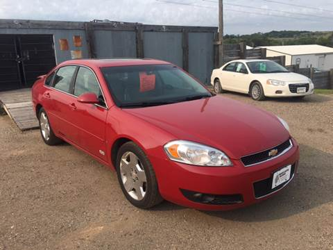 2007 Chevrolet Impala for sale in Valley City, ND