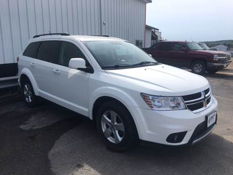 2012 Dodge Journey for sale in Valley City, ND