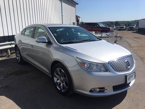 2010 Buick LaCrosse for sale in Valley City, ND