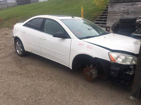 2005 Pontiac G6 for sale in Valley City,, ND