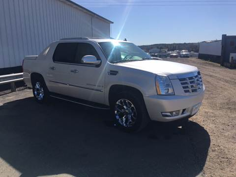 2008 Cadillac Escalade EXT for sale in Valley City, ND