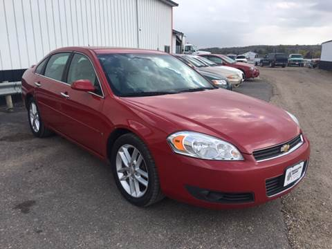 2008 Chevrolet Impala for sale in Valley City, ND