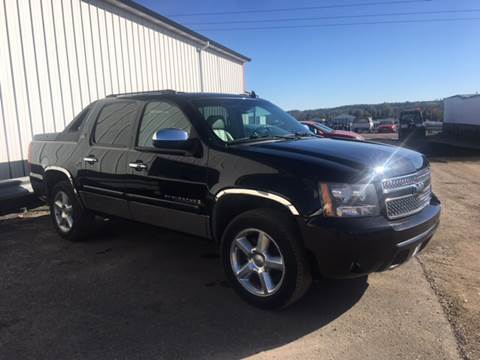 2008 Chevrolet Avalanche for sale in Valley City, ND