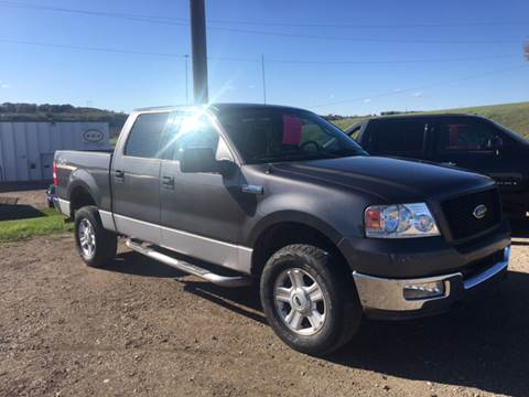 2004 Ford F-150 for sale in Valley City, ND